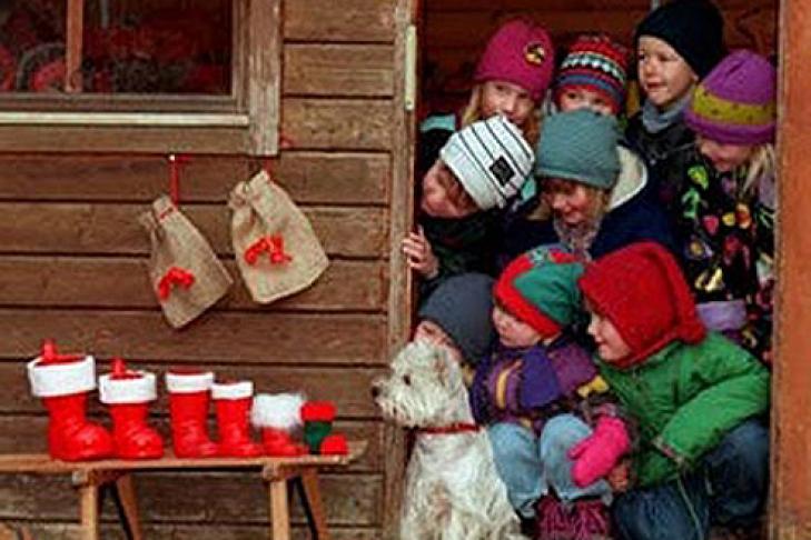 Фото детей которые ждут своими руками