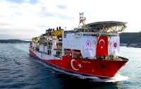 Турция нашла в Черном море новые запасы природного газа