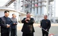Ким Чен Ын появился на публике, - СМИ