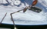 Космический грузовик Cygnus успешно пристыковался к МКС