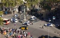 Теракт в Барселоне организовали 8 человек, поймали только троих