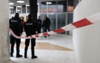 В одном из киевских торговых центров произошел взрыв