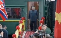 К Путину едет гость на бронепоезде