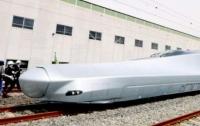 В Японии планируют запустить суперскоростной поезд