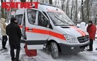 Кабмин намерен оборудовать «скорую помощь» системами GPS