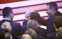 Братья Кличко получили очередные награды в Германии