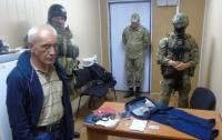 Задержали агента ФСБ, который передавал данные через Генконсула РФ в Одессе