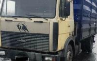 На Днепропетровщине задержали водителя, который перевозил тонны семян подсолнечника