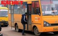 Тернопольские маршрутки задвинули в жесткие временные рамки
