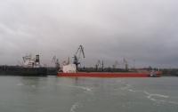 Третье судно с американским углем прибыло в Украину