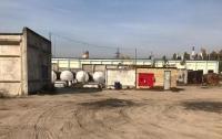 Под Киевом обнаружили огромный склад с поддельным бензином