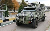 Украинский беспилотный бронеавтомобиль прошел испытания (видео)