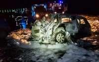 Под Черновцами в страшном ДТП погибли трое людей