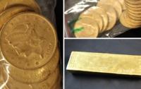 Француз продал найденный клад золота на аукционе