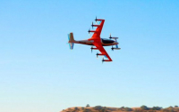 В США презентовали вертикальный электрический самолет
