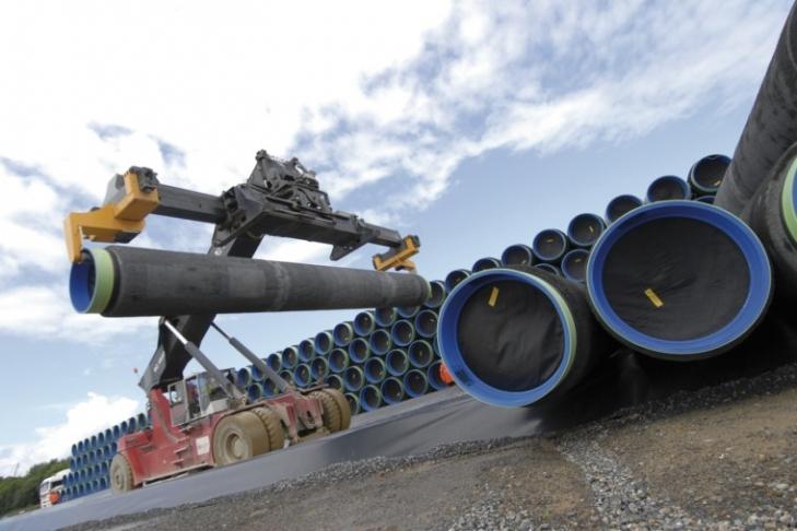 Схему снобжения деньгами «Северного потока— 2» пересмотрят из-за санкций США