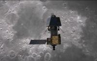 Индийский спутник Chandrayaan-2 прислал первую фотографию Луны