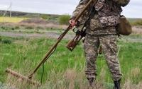 Донбасс стал одним из самых заминированных регионов в мире, - МВД