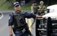 В Мексике банда боевиков зверски расправилась с полицией