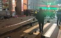 Наезд на толпу в Харькове: в полиции назвали причину аварии