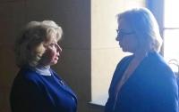 России абсолютно не интересна судьба ее граждан в Украине, - Денисова