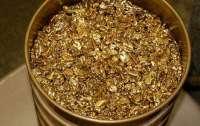 В Украине возобновилась добыча драгоценного метала