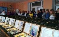 На Чернігівщині проводять патріотичну виставку, присвячену загиблим героям