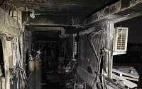 Число жертв пожара в COVID-больнице в Багдаде резко возросло