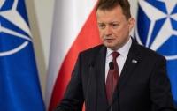 Министр обороны Польши не понимает, зачем устраивать песни и пляски с немцами