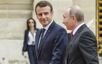 Западные эксперты считают, что Макрон совершает ошибку по отношению  к России