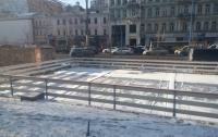 В Киеве на Крещатике появится новогодний городок