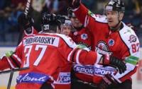 «Донбасс» вышел в ¼ финала Кубка Гагарина