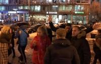 Киевские подростки зверски избили мужчину