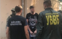 Пограничника задержали за сбыт амфетамина среди коллег