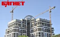 В Украине снова зафиксирован строительный бум