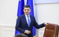 Уходящий премьер пообещал высокую зарплату украинцам уже в следующем году