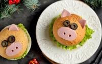 Свинку на новогодний стол можно подать в разном виде (фото)