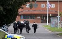 Британские заключенные захватили тюрьму