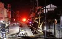 В Японии произошло второе землетрясение за сутки