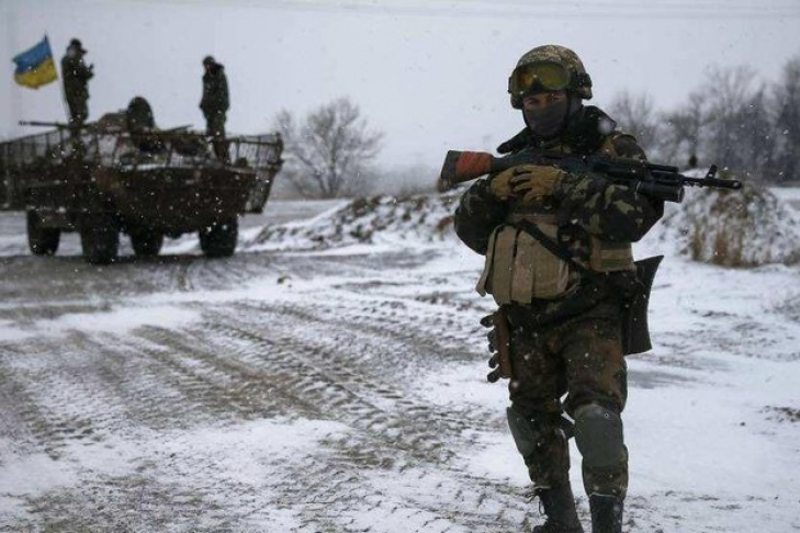 ВСУ отбили нападение русских диверсантов наДонбассе