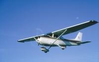 На Ивано-Франковщине перевернулся самолет, есть пострадавшие