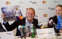 Андрей Воронин стал лицом «Футбольной карты»