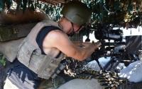 Боевики на Донбассе нарушили перемирие и поплатились