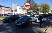 В Киеве Uber сбил на пешеходном переходе ребенка