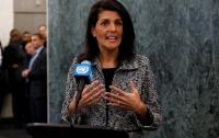 США сохранят санкции против России до возвращения Крыма Украине, – Хейли