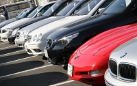 Названы самые популярные автомобили в Украине