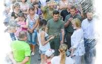 Зеленский провел закрытое совещание с силовиками по поводу событий в Беларуси