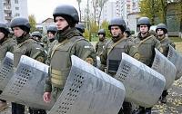МВД стягивает подразделения Нацгвардии в Одесскую область