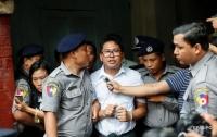 Двух журналистов Reuters приговорили к семи годам тюрьмы
