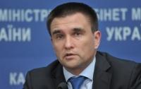 Украина должна ввести биометрический визовый контроль для россиян, - Климкин